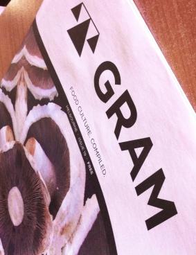 GRAM Magazine September 2012
