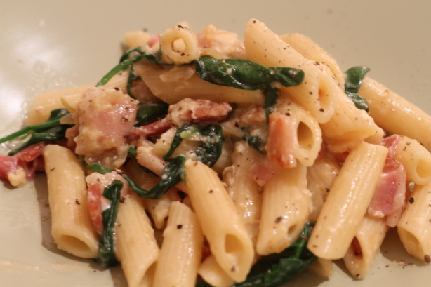 Rick Stein's Pasta Carbonara