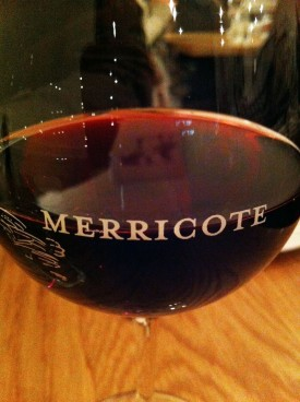 Red wine - Merricote