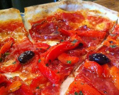 Pizza Sopressa