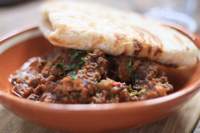 Mauritian beef curry