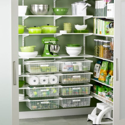 Wish my pantry looked like this!